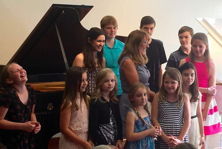 North Scottsdale Piano Lessons Daphne Mischke