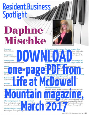 North Scottsdale Piano Lessons with Daphne Mischke